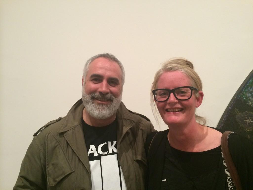 Tony Garafilakis and Madeleine Preston