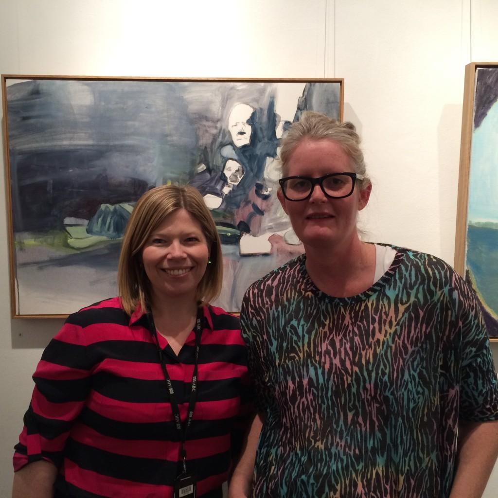 Melanie Tait from Radio National with Madeleine Preston