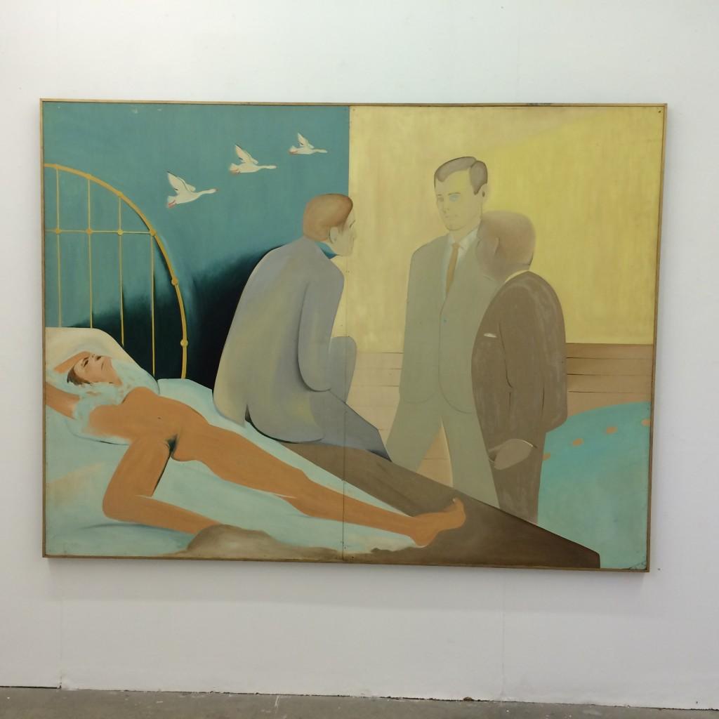 Untitled (ducks) Peter Powditch