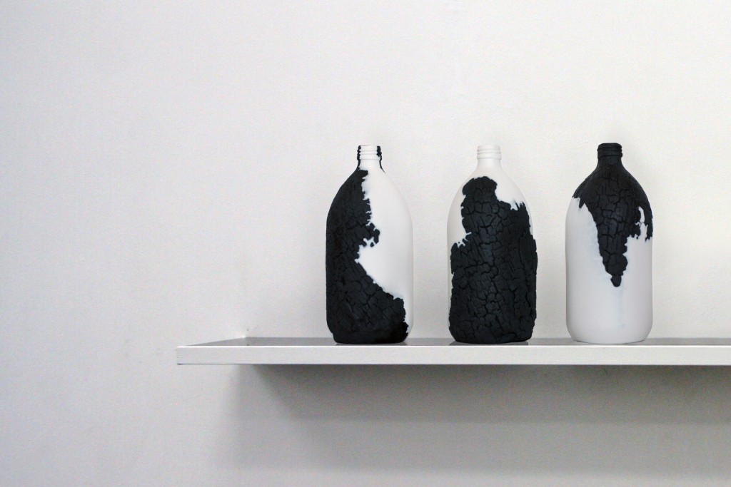 Three Bottles by Esther Neate