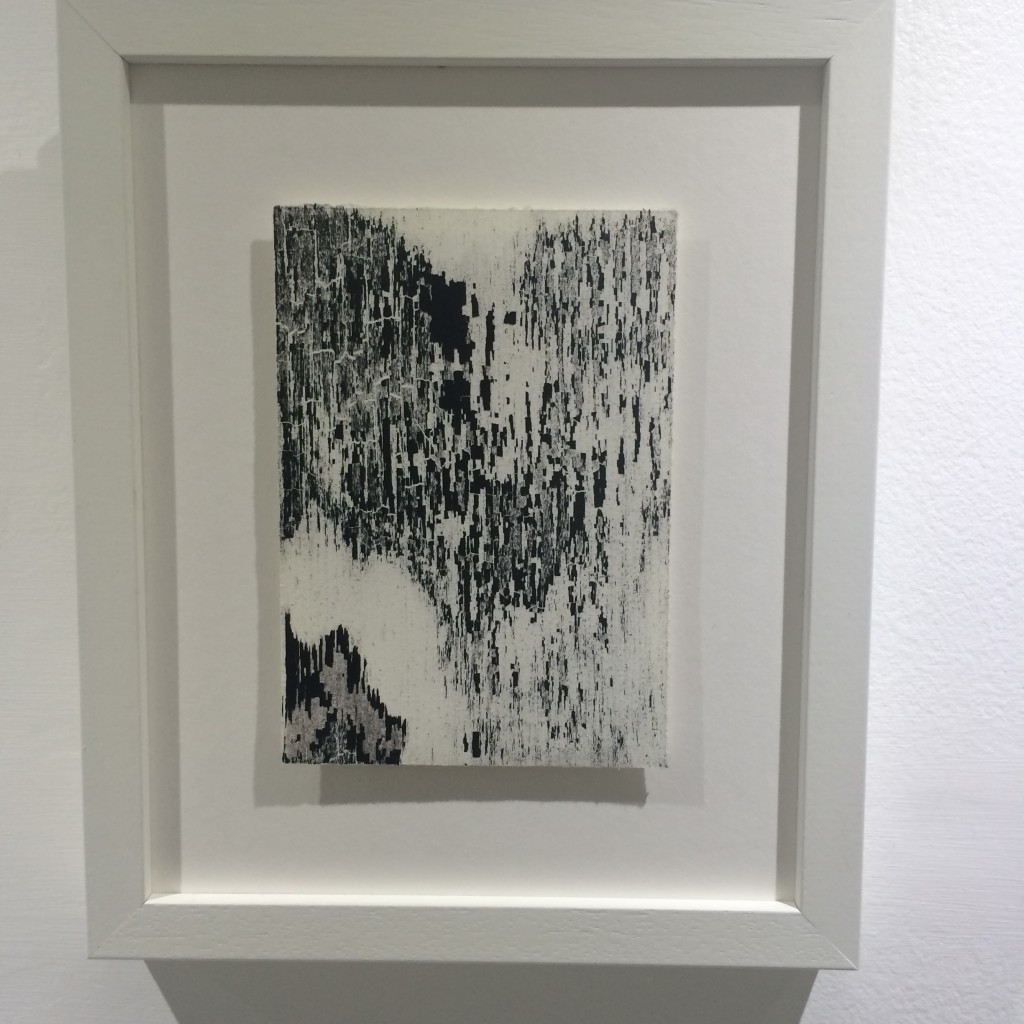 mono print by Esther Neate