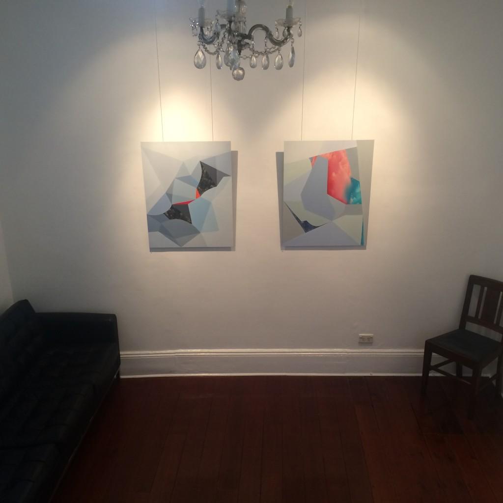 paintings by Genevieve Felix Reynolds