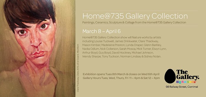 Home@735 Gallery Collection is now at Big Fat Smile Gallery Corrimal