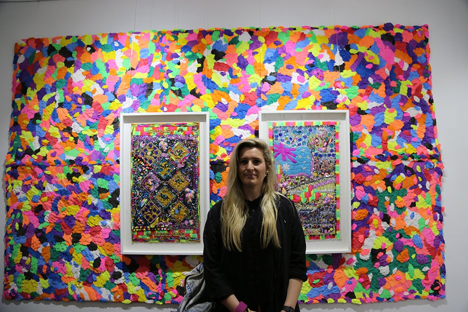 artist Rosie Deacon